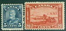 EDW1949SELL : CANADA 1930-31 Scott #170, 75 Mint Never Hinged. PO Fresh. Cat $97