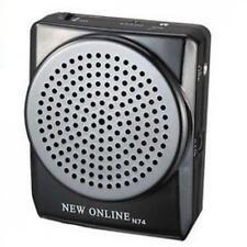 New Online N74 micro shape speaker compact portable rechargeable loudspeaker