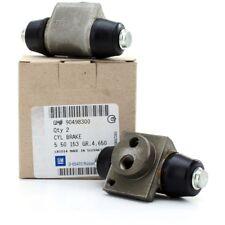 2x ORIGINAL OPEL Radbremszylinder Bremszylinder für ASTRA G + CORSA C 90498300