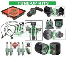 TUNE UP KITS 97-01 HONDA CRV: SPARK PLUGS, WIRE SET, DIST. CAP ROTOR, & FILTERS