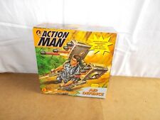 RARE modern ACTION MAN mam - HASBRO - AIR DEFENCE- 1996 - MISB