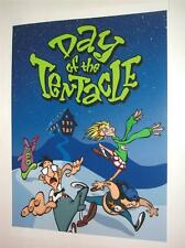 Day of the Tentacle ~ A3 Size Poster / Print ~ NEW (1)