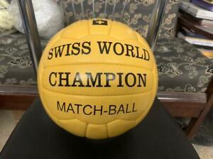 *Rare Swiss World Champion 1954 | Fifa World Cup Ball | Genuine Leather