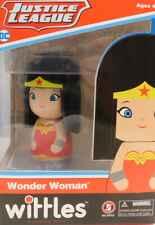 Wonder Woman Wittles Wooden Doll Entertainment Earth Marvel Comics New In Box