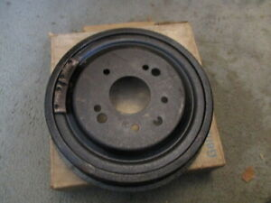 NOS CHEVROLET 1961,1962,1963,1964,1965 CORVAIR F.C FRONT OR REAR BRAKE DRUM GM