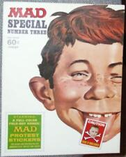 Mad Magazine Special #3  1970 VG Condition Protest Stickers