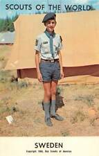 Scouts of the World: Sweden (1968 Boys Scouts of America) Uniform