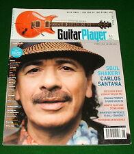2005 CARLOS SANTANA, Bill Connors, Motley Crue Guitar Player, RODE NT2 Mic Test