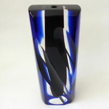 Vase Blue Bohemian & Czech Art Glass