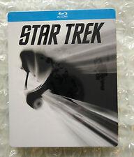 Star Trek Japanese Blu Ray Steelbook Exclusive Rare Limited Edition Japan - New