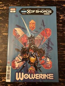Wolverine #7 (Marvel) Free Combine Shipping
