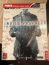 Indigo Prophecy  Prima Official Game Guide