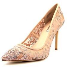 Zapatos de tacón de mujer de tacón alto (más que 7,5 cm) de color principal rosa talla 37