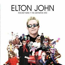 Elton John Rocket man-The definitive hits (18 tracks, 2007)  [CD]