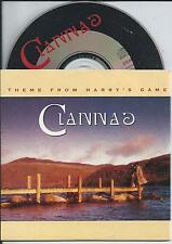 CLANNAD - Theme from Harry's Game CD SINGLE 2TR DUTCH CARDSLEEVE 1993 (RCA)