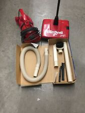 Dirt Devil Royal Hand Vacuum Model 103 - With Attachment Kit AND Manual Broom