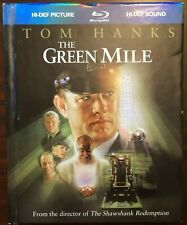 The Green Mile (Blu-ray Disc, 2009, DigiBook) Tom Hanks 32 Page Book