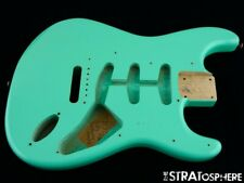 Fender USA Custom Shop 1959 Relic Stratocaster BODY Strat 59 Aged Seafoam Green