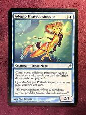 Silvergill Adept - Lorwyn  PORTUGUESE  MTG PLAYED (see scan)