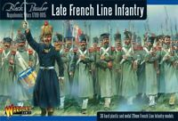 Warlord Games - Napoleonic Late French Line Infantry 28mm Tabletop Black Powder