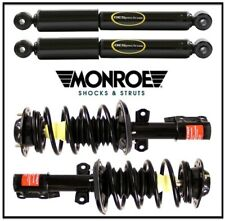 Complete Suspension Kit MONROE Front/Rear L/R Shocks Struts Spring Coils