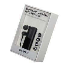 Sony SBH56 Stereo Bluetooth Headset mit Lautsprecher Schwarz  Originalverpackt