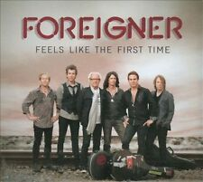 "1 cent cd - FOREIGNER - ""Feels Like the First Time"" - 3-disc set - acoustic live"