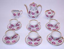 Antique Polish Porcelain Tea Set
