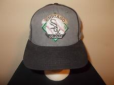 VTG-1990s Chicago White Sox The Game Tupac style retro snapback hat sku12