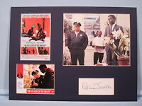 In The Heat of the Night - Sidney Poitier,Rod Steiger & Norman Jewison autograph