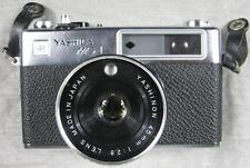 Vintage Yashica MG1 35mm Film Rangefinder Camera