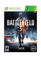 Battlefield 3 (Microsoft Xbox 360, 2011) Xbox360 Game, Case, Manual, CIB, Codes