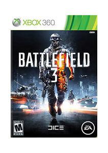 Battlefield 3 (Microsoft Xbox 360, 2011) no manual