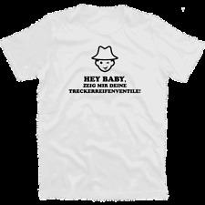 Baby - Zeig mir Deine Trekkerreifenventile - Bauer Landwirt Dorf T-Shirt S-XXXL