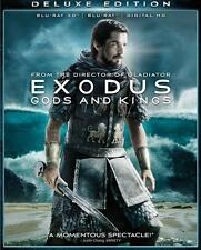 Exodus: Gods and Kings 3D (Blu-ray 3D + Blu-ray Combo)