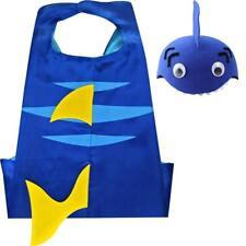 Shark Cape & Hat, Summer Fun, Dress Up, Role Play.