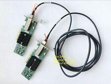 Genuine 2x MNPA19-XTR 10G SFP Optical Network Card +1x SFP 10G gigabit cable 3M