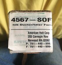 Helm Offset Roller Printing Roller. Ink Doctor Roller. Form Roller New
