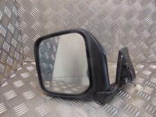 2003 Mitsubishi Shogun Sport Passenger Side Electric Door Mirror N/S