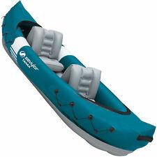 Sevylor Gonflable Tahaa Kayak Gonflable Freizeitkajak 2 Personnes Bleu