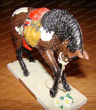 TRAIL OF TEARS (Trail Painted Ponies by Enesco, 4030257) 1E/1,248 Cherokee Rose