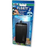 JBL Floaty II M Medium Floating Algae Magnet Cleaner for Aquarium Fish Tank 10mm