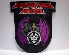armoured angel  EMBROIDERED PATCH