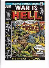 War Is Hell #3 May 1973 Marvel Comics
