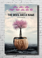 Art The Devil Has a Name Movie Coming Soon 32x48 14x21 Silk Poster H-1197
