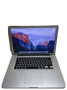 Apple Macbook Pro 15,4 Zoll (Mitte 2012) (8GB/1TB SSD NEU/ i7) vom Händler