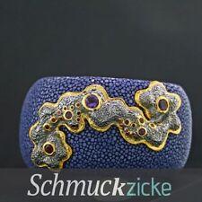 Saphir Unisex Echtschmuck-Armbänder
