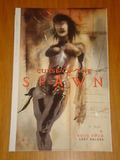 SPAWN CURSE OF BOOK 4 LOST VALUES ALAN McELROY IMAGE GN