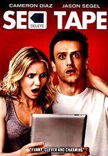 USED DVD // Sex Tape  //Cameron Diaz, Rob Lowe, Jason Segel