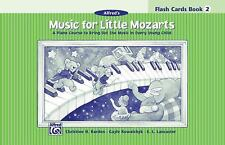 Music for Little Mozarts: Flash Cards Book 2 (Music for Little Mozarts)